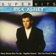 Super Hits - Rick Astley (CD Used Very Good)