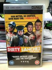 Dirty Sanchez PSP PlayStation Pal UMD VIDEO