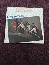 "THE DOOLEYS - LOVE PATROL 7"" VINYL SINGLE"