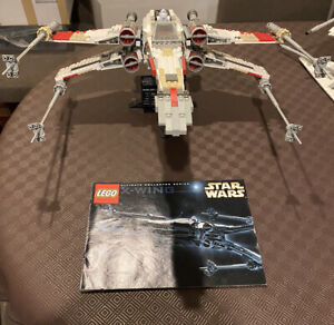 LEGO Star Wars Set 7191 Ultimate Collectors Series X-Wing Fighter Rare!