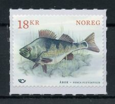 Norway 2018 MNH Perch Norden 1v Set Fish Fishes Stamps