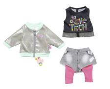 Kleidung & Accessoires Babypuppen & Zubehör PK97 Puppenkleidung für Baby Puppen 43cm