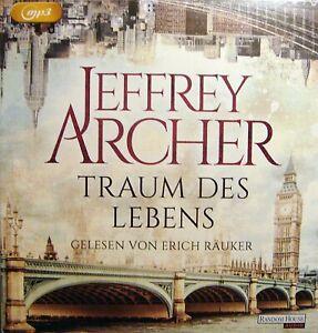 Traum des Lebens - Jeffrey Archer - MP3