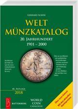 WELTMÜNZKATALOG 20. JAHRHUNDERT 1900-2000, 45.Auflage 2017/18 (5104-2017)