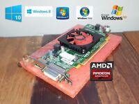1GB Dell AMD Radeon HD 7470 DVI / DisplayPort Video Card Optiplex 5040 7040 SFF
