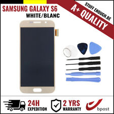 A+ LCD TOUCH SCREEN/SCHERM/ÉCRAN WHITE + TOOLS FOR SAMSUNG GALAXY S6
