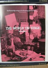 Franklin Mint Broadway Collection The World on Stage