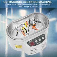 600ML 30W / 50W Professionel Mini Nettoyeur à Ultrason Cleaner Numérique