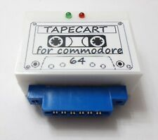 TAPECART INGRESSO SD COMMODORE 64 128 TAPUINO SD2IEC TAPE EMULATOR DATASSETTE