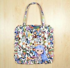 CWC limited Neo Blythe Doll Ruffle Tote Bag Pouch TSUMORI CHISATO Japan New F/S