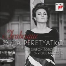 Arabesque von Olga Peretyatko (2013)
