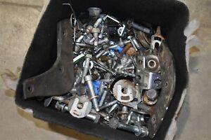 03-08 Maserati Quattroporte Random Nuts Bolts Screws Hardware Oem Aa6689