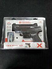 Two Rival Umarex XBG 410fps CO2 Semi auto BB Pistols Drop Free Mag 19 Round Cap