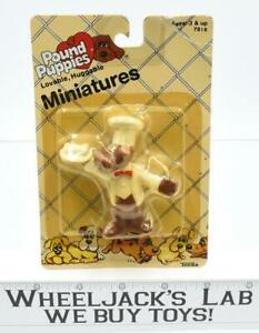 Pound Puppies Miniature Louie 7815 MOSC Tonka Employee Owned 1986