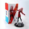 Anime Darling in the Franxx Zero Two 02 Premium Action Figure Figurine Toy