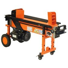 8 TON HEAVY DUTY FAST ELECTRIC LOG SPLITTER HYDRAULIC WOOD AXE TIMBER CUTTER