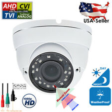 Dome Security Camera HD Home Video Surveillance 4 in 1 CCTV 2.1MP 1080P 2.8-12mm