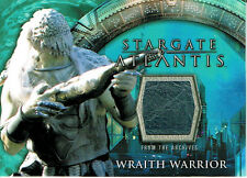STARGATE ATLANTIS SEASON 2 COSTUME CARD WRAITH WARRIOR