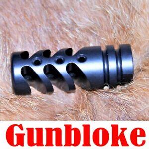 RV3-REVERSE VENTING MUZZLE BRAKE 14x1mm, Tikka/Sako - Bored to suit