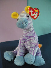 Vegas the Zebra Ty Beanie Baby 2003 - Mint with Tag