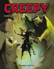 Creepy Archives Volume 14 Hardcover Book - Dark Horse Archives - Sealed