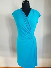 Tommy Bahama Blue Sleeveless Dress - Size XS