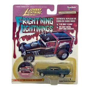 Johnny Lightning 1:64 Diecast Fright'ning Lightnings Christine 1958 Plymouth