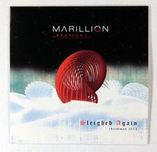 Marillion - Sleighed Again Christmas 2012 (Rare Fan Club DVD) New