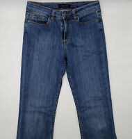 Tommy Hilfiger Paris W27 L34 blau Damen Designer Denim Jeans Hose Retro Mode VTG
