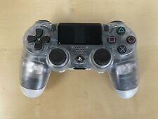Sony Playstation 4 PS4 DualShock 4 Wireless Controller Clear OEM