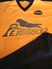 Vintage Baseball Uniform - MED T-shirt and SM Pants - MIDAS MUFFLER - Pembroke