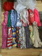 Girls Age 3-4 Years Mixed Clothes Huge Bundle 20 Items