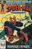The Spectacular Spider-Man #58 VF/NM 1981 Marvel John Byrne Art Comic Book
