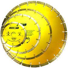 Diamant Trennscheibe Segment Diamantscheibe 115- 300 mm Diamanttrennscheibe