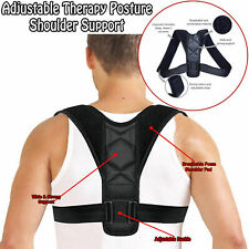 Posture Corrector Corset Support Back Shoulder Brace Belt Therapy Straightener