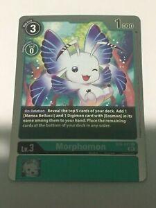 BT6-047 - MORPHOMON - Rare - Digimon TCG!