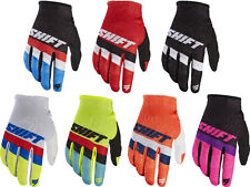 Shift MX Racing Adult 2017 Whit3 Label Air Gloves Multi Colors MX ATV BMX  MTB