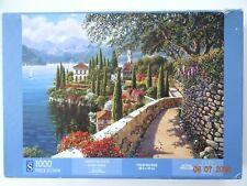 'Varenna Vista' by Bob Pegman, WH Smith Jigsaw Puzzle, 1000 pieces
