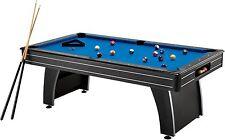 New Fat Cat 7 Foot Tucson Billiard Pool Table Blue Cloth Ball Return Accessories