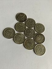 More details for 1937, 38, 39, 40, 41, 42, 43, 44, 45 & 46 sixpence