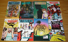 Tales From the Heart #1-11 VF/NM complete series - peace corps in africa set lot