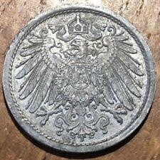 PIECE DE 10 PFENNIG 1918 DEUTSCHE REICH (358)