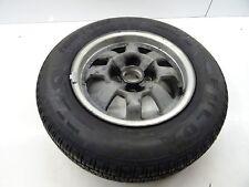 PORSCHE 924 2,0l 125PS Hackmesser Felge Ersatzrad RAD Reifen ORIGINAL 6x14