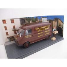 Miniature Diorama Eligor Fourgon CITROEN C35 Déménageur LALLEMENT Ech 1/43