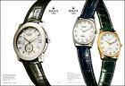 2003 Rolex Watches Cellinium Danaos white & yellow gold retro photo print ad S18