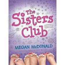 The Sisters Club McDonald, Megan Paperback