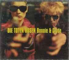 """DIE TOTEN HOSEN """"Bonnie & Clyde"""" Maxi-CD"""