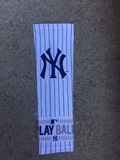 NY YANKEES STADIUM ARM SLEEVE BAND SGA PINSTRIPE 2019 MLB BASEBALL KIDS PROMO