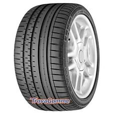 KIT 2 PZ PNEUMATICI GOMME CONTINENTAL CONTISPORTCONTACT 2 FR ML MO 235/55R17 99W