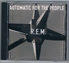 R.E.M. - Automatic For The People, 1992er Album / CD Neuware